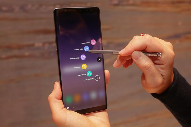 Tinh nang an tren Galaxy Note 8 anh 1