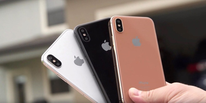 iPhone X dan lo dien voi chip 6 nhan A11 Fusion, RAM 3 GB hinh anh 1
