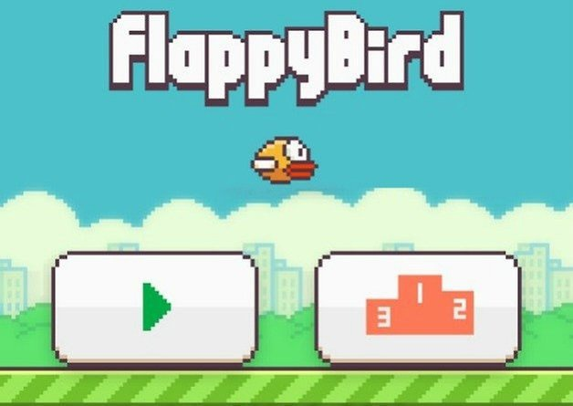 Dat 999 diem tren Flappy Bird hinh anh