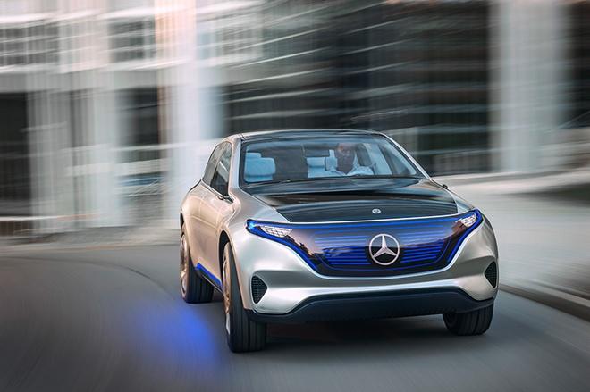 Mercedes-Benz danh mot ty USD de san xuat oto dien hinh anh
