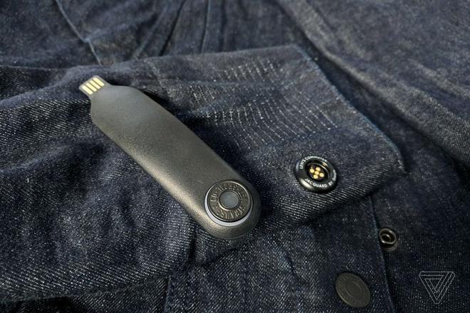 Levi's ban ao khoac ket noi smartphone gia 350 USD hinh anh 1