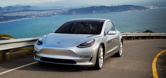 Tesla Model 3 thieu nhieu tinh nang co ban hinh anh