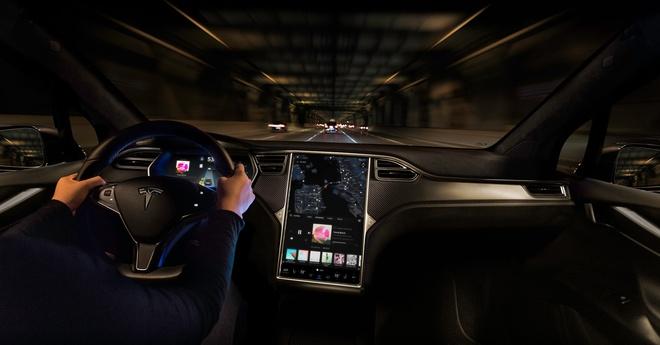 Cac mau xe moi cua Tesla se su dung chip Intel hinh anh 1