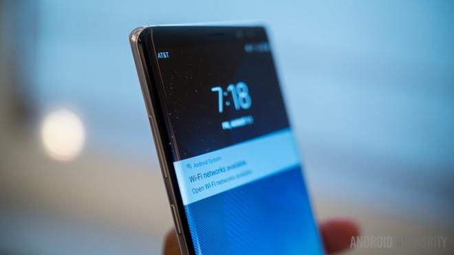Sua loi thuong gap tren Samsung Galaxy Note 8 hinh anh 3