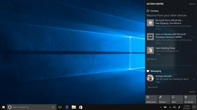 9 van de cua Windows 10 Fall Creators va cach khac phuc hinh anh 4