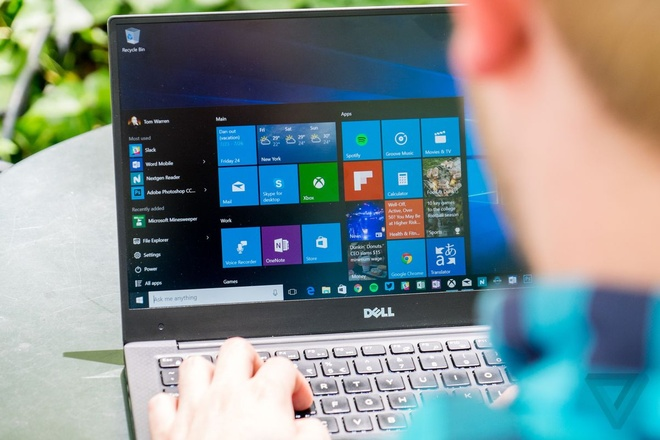 10 tinh nang moi dang chu y tren Windows 10 Fall Creators hinh anh