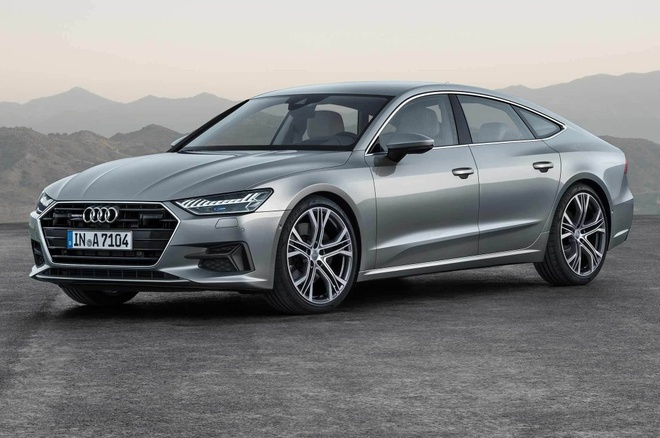 Thiet ke moi cua Audi A7 2019 gay tranh cai hinh anh 1