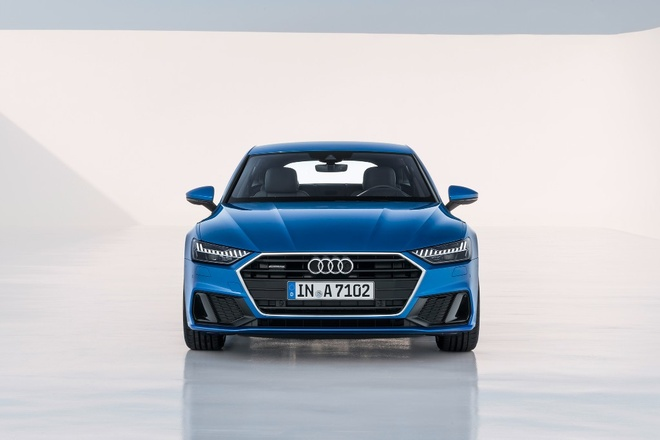 Thiet ke moi cua Audi A7 2019 gay tranh cai hinh anh 2