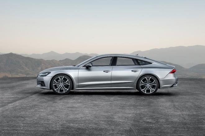 Thiet ke moi cua Audi A7 2019 gay tranh cai hinh anh 3