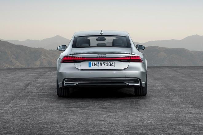 Thiet ke moi cua Audi A7 2019 gay tranh cai hinh anh 4