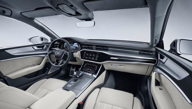 Thiet ke moi cua Audi A7 2019 gay tranh cai hinh anh 5