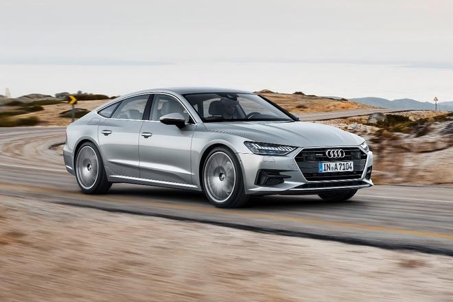 Thiet ke moi cua Audi A7 2019 gay tranh cai hinh anh 6