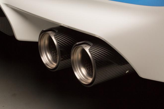 BMW ra mat bo phu kien M Performance cho M5 hinh anh 5