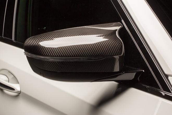 BMW ra mat bo phu kien M Performance cho M5 hinh anh 6