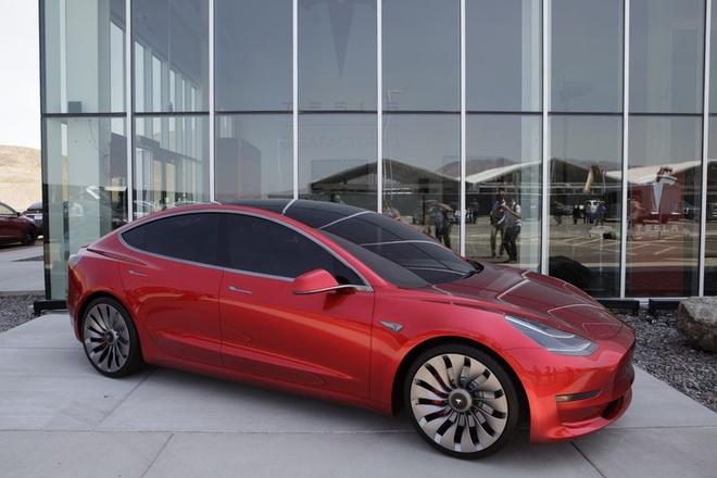 Co hoi va thach thuc cua Tesla Model 3 hinh anh
