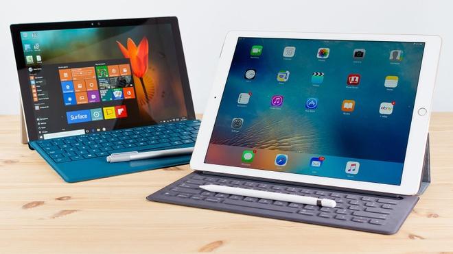 iPad va iOS 11 dang 'giet chet' may tinh xach tay hinh anh