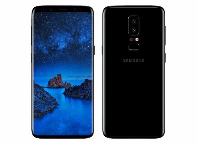 Galaxy S9 se co 3 phien ban hinh anh 1