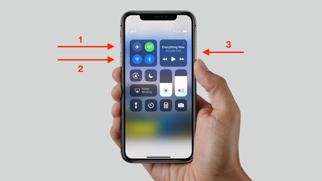 Meo hay cho iPhone X anh 1