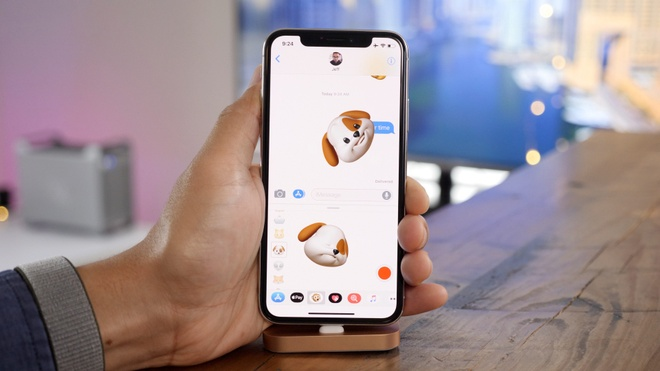 Meo hay cho iPhone X anh 8