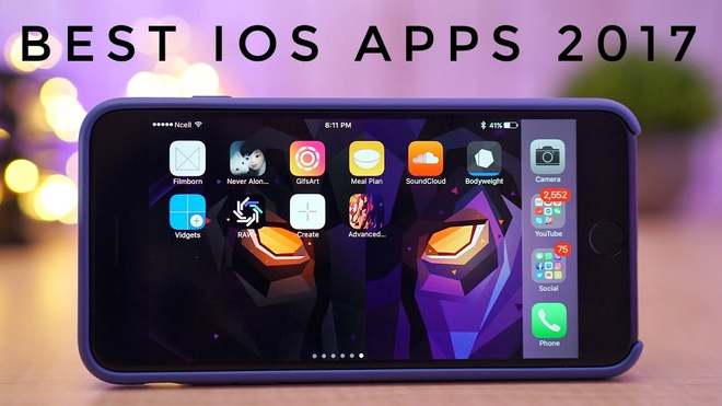 10 ung dung va game hay nhat nam 2017 cho iPhone va iPad hinh anh