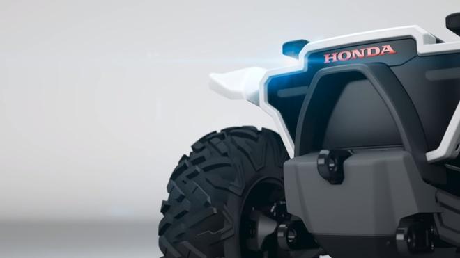 Xu huong robot moi cua Honda hinh anh