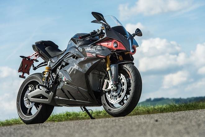 MotoGP chon Energica Ego cho giai dua moto dien sap toi hinh anh 6