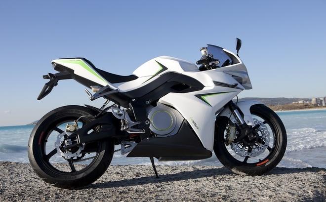 MotoGP chon Energica Ego cho giai dua moto dien sap toi hinh anh 3