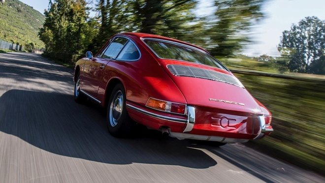 Hanh trinh hoi sinh xe Porsche 901 1964 huyen thoai da cu nat hinh anh