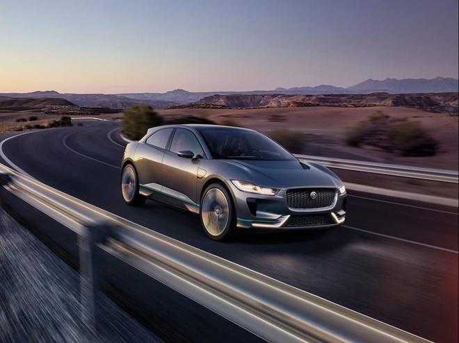 Can canh xe dien Jaguar I-Pace 2018: Doi thu cua Tesla Model hinh anh 9