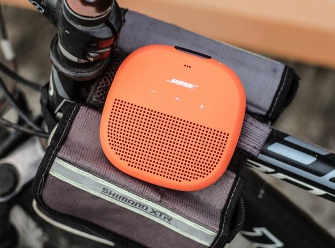 Trai nghiem nhanh loa Bose SoundLink Micro hinh anh