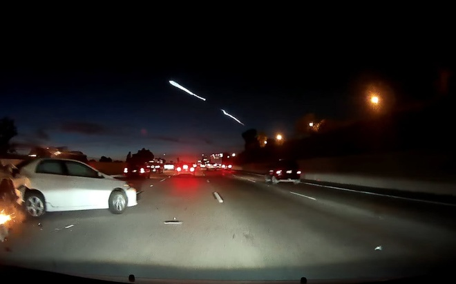 Gay tai nan vi mai ngam ten lua cua SpaceX hinh anh