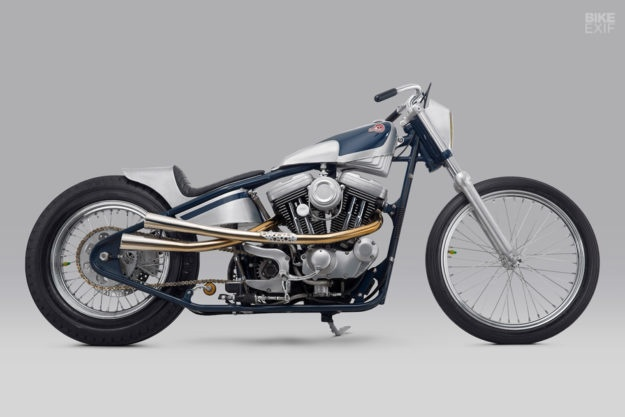 Kuzuri Harley XL1200 Sportster anh 1