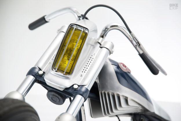 Kuzuri Harley XL1200 Sportster anh 2