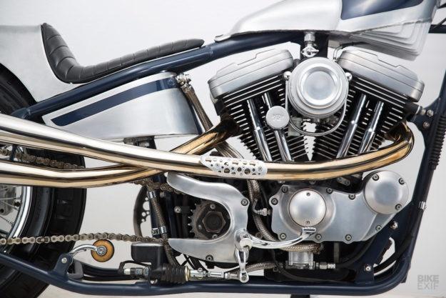 Kuzuri Harley XL1200 Sportster anh 3