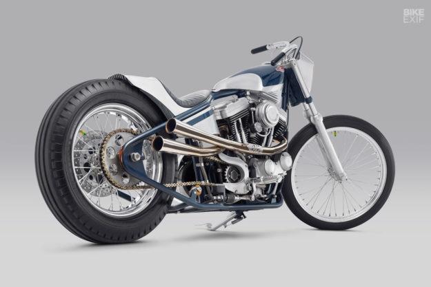 Kuzuri Harley XL1200 Sportster anh 7