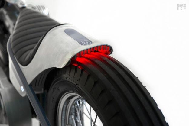 Kuzuri Harley XL1200 Sportster anh 6