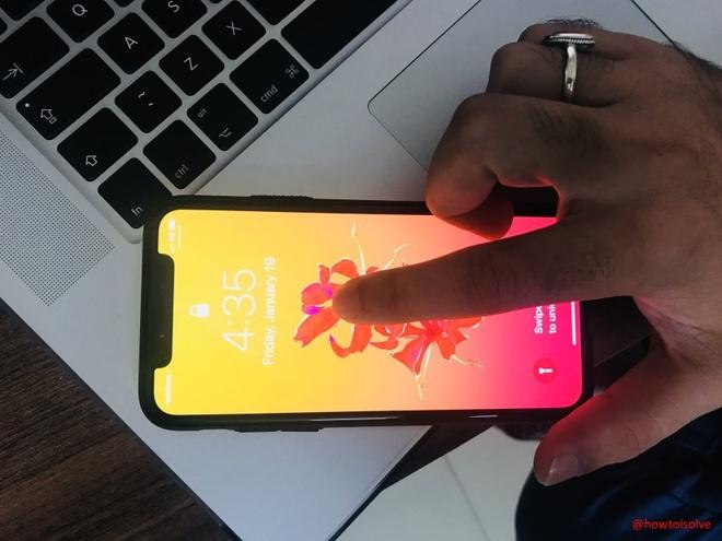 Nhung tinh nang an cua iPhone X chua tung tiet lo hinh anh 1