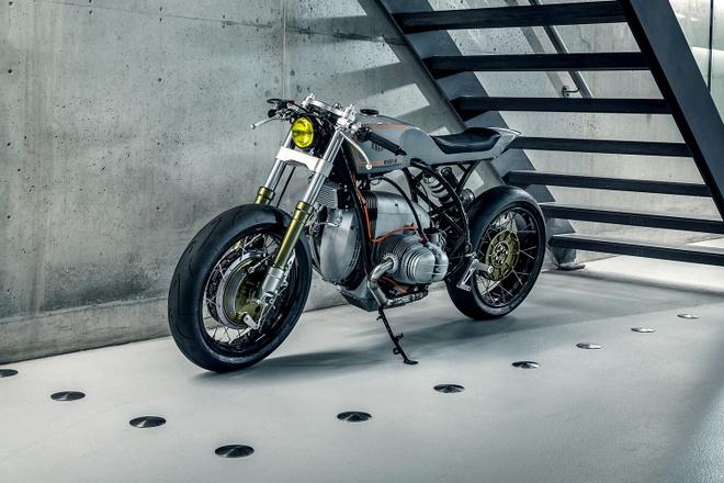 Ban do BMW R80 phong cach Neo-racer hinh anh