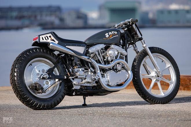 Harley-Davidson do phong cach Nhat Ban hinh anh 2