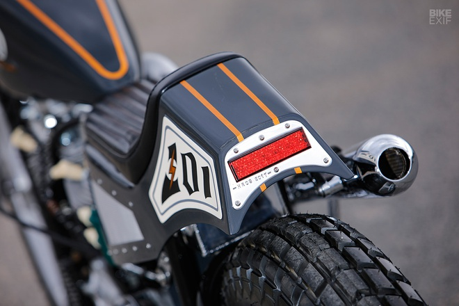 Harley-Davidson do phong cach Nhat Ban hinh anh 5