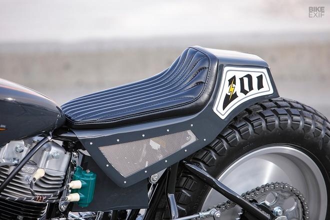 Harley-Davidson do phong cach Nhat Ban hinh anh 8