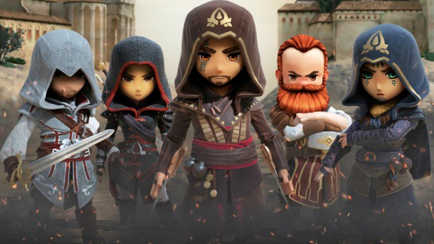 Trailer Assassin's Creed Rebellion hinh anh