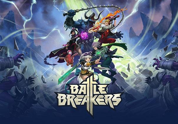 Gameplay gioi thieu cua Battle Breakers hinh anh