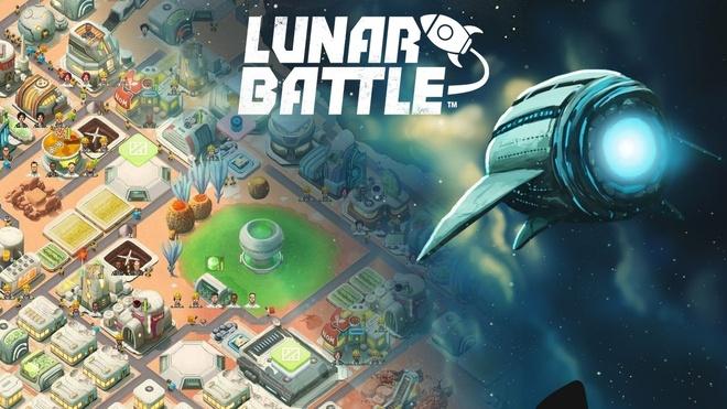 Trailer game Lunar Battle cho iOS va Android hinh anh