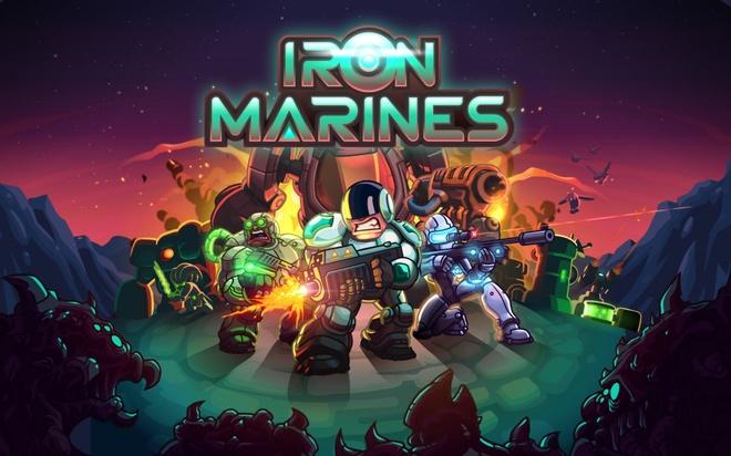 Trailer game Iron Marines hinh anh