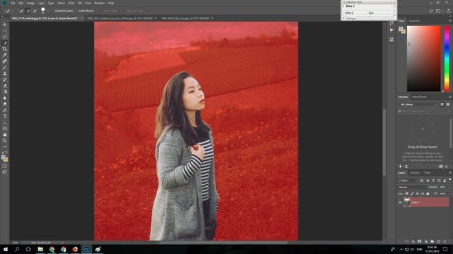 Photoshop CC bo sung cong cu tach nen nhanh bang A.I hinh anh 3