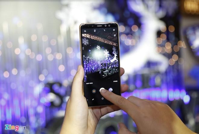 Sam smartphone chup hinh dep du xuan 2018 hinh anh 6
