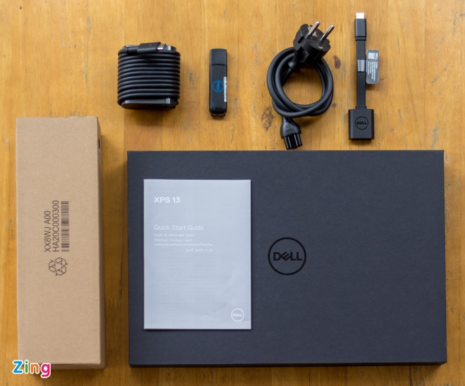 Laptop Dell XPS 13 anh 1