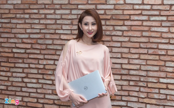 Laptop Dell XPS 13 anh 9