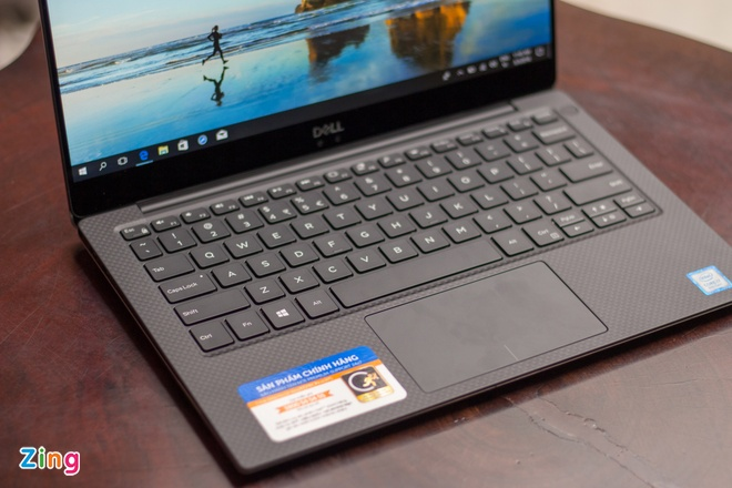 Laptop Dell XPS 13 anh 4